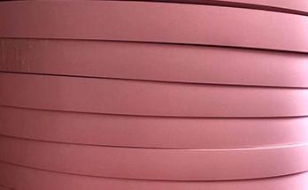 南充粉红封边条