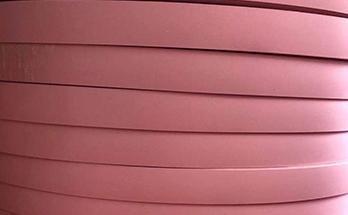 粉红封边条