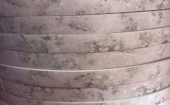 威尼斯浅石纹封边条厂家